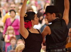 Flamenco in Andalusia